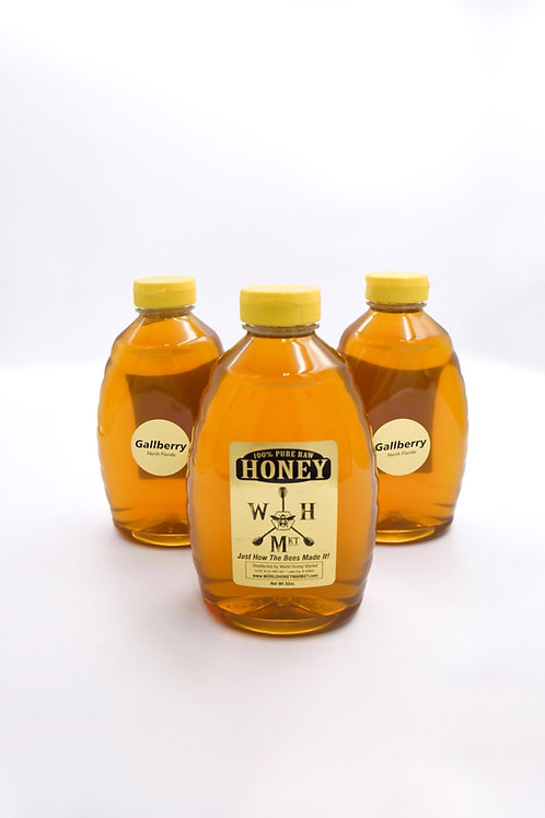 Gallberry Honey 2 lbs