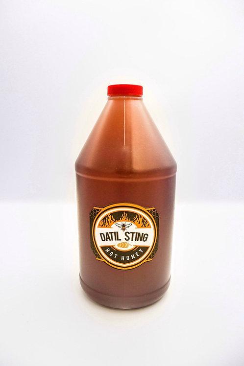 1/2 Gallon Datil Sting Hot Honey