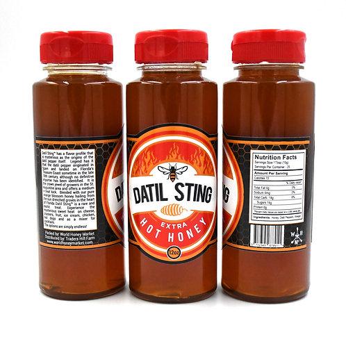 Datil Sting Extra Hot Honey