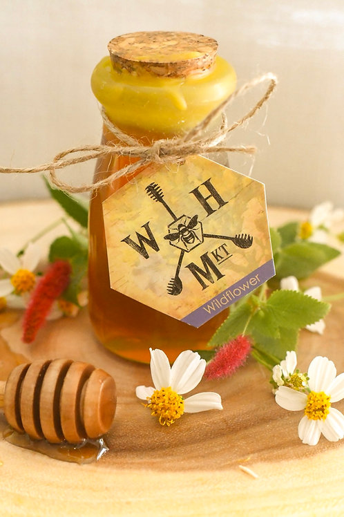 Wildflower Honey 5 oz