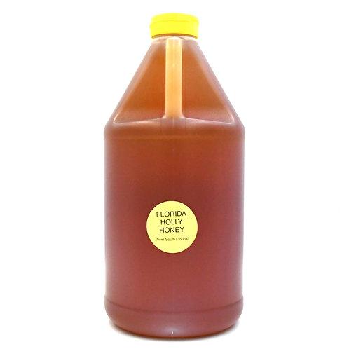 1/2 Gallon of Pure Raw Florida Holly Honey