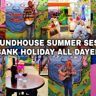 summer sessions BANK HOLIDAY 28 Aug 2021