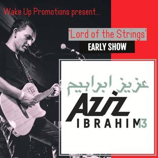 AZIZ IBRAHIM   Early Show