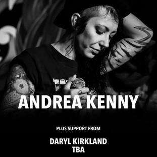 Andrea Kenny   Daryl Kirkland