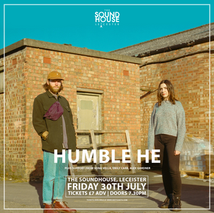 Humble He + Vona Vella / Emily Carr / Alex Gardner