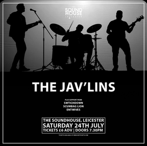 The Jav'lins + Support