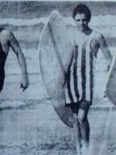 1º Torneio de Surfe do Caiçara Clube – 1968