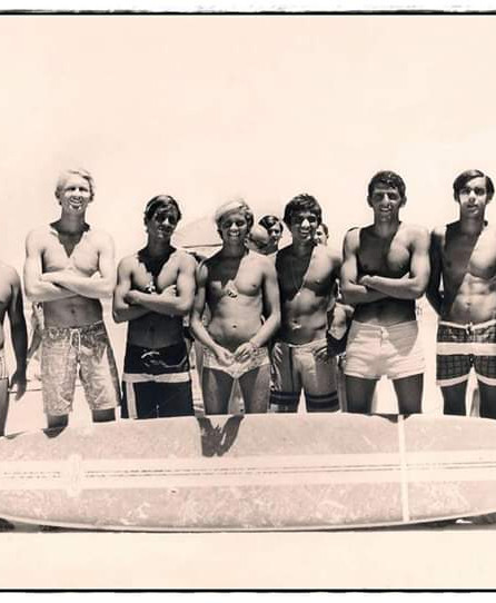 2º Campeonato Paulista de Surfe - 1968