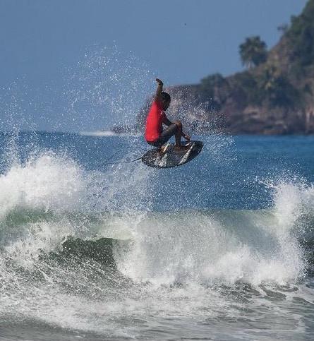 Chandler está confirmado no Fu Wax apresenta SP Surf Treino