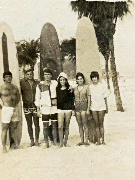 Pioneiros do Surfe – 1960, o meio