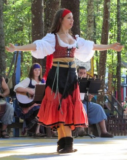 The Gypsy Dance Show