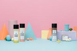 Packaging & Branding.