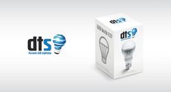 DTS Brand Identity Design