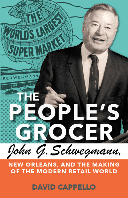 The People's Grocer BOOK
