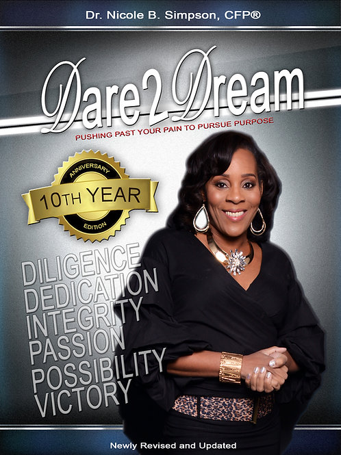 Dare 2 Dream Revised and Updated