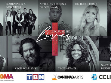 Gospel Music Association Announces Easter Broadcast Special on TBN