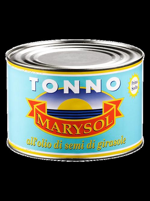 Tonno in Olio di Semi di Girasole 1730g | Marysol