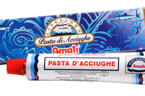 Pasta di Acciughe 60g