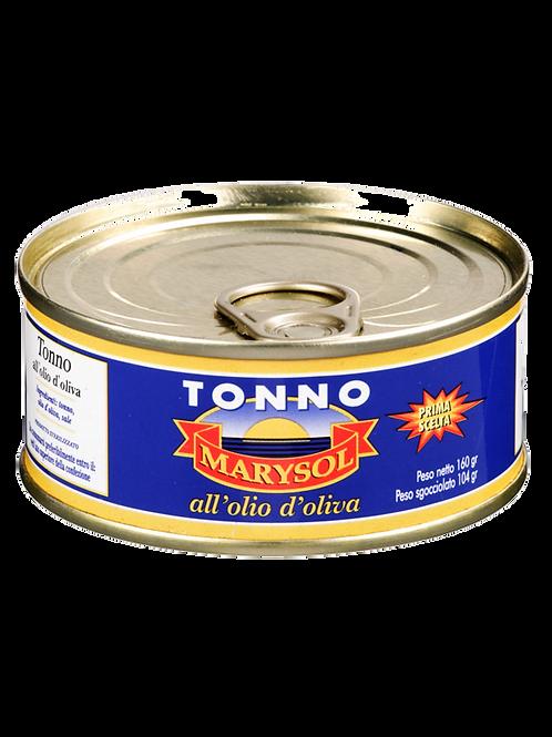 Tonno in Olio d'Oliva 160g | Marysol