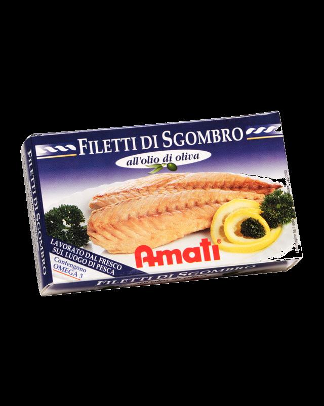 Filetti di Sgombro
