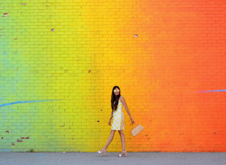TOP most Instagramables Walls