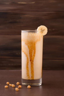 Banana Caramel Shake