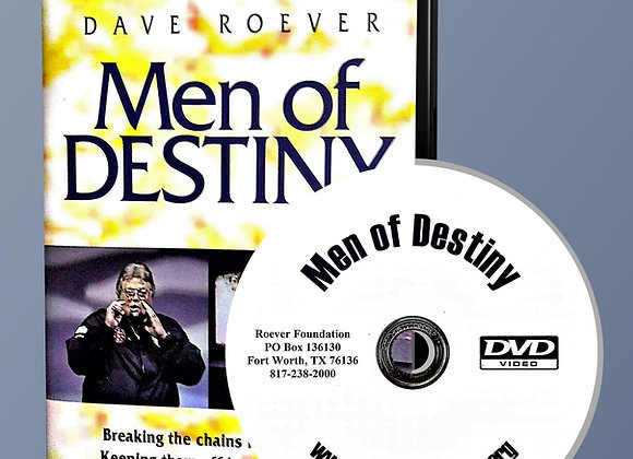 Men Of Destiny DVD