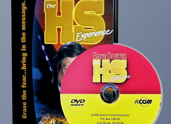 The High School Experience DVD