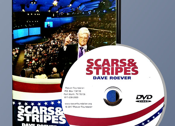 Scars & Stripes DVD