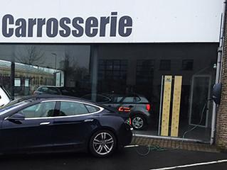 Rij je met een electrische wagen? Je wagen opladen kan nu ook bij DCR.