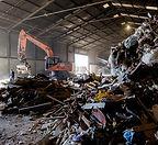 Containerdienst Stuer gemengd afval
