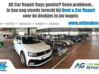 AG Car Repair Days gemist?