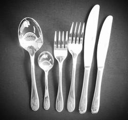 Glacier cutlery 18/10
