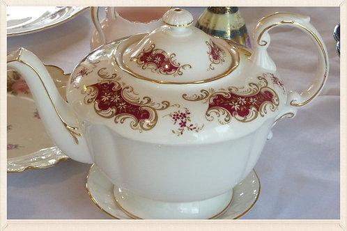 Large vintage teapot