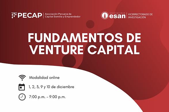 Curso- Fundamentos de Venture Capital (1
