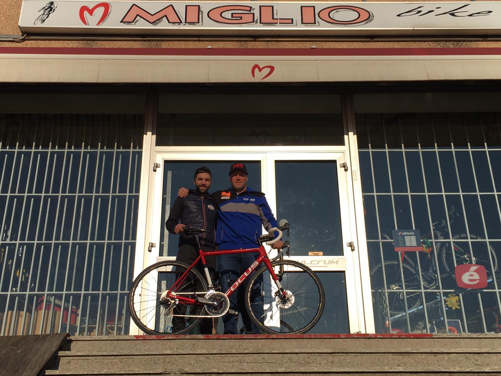 miglio bike
