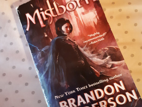 Book Review: Mistborn