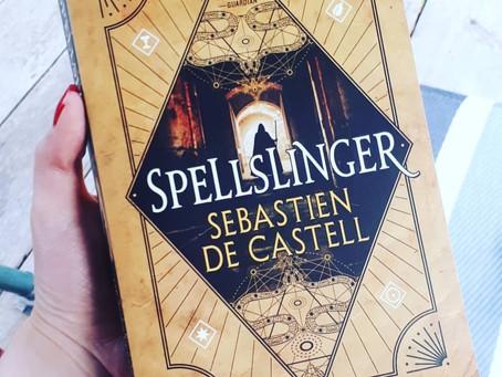 Book Review: Spellslinger
