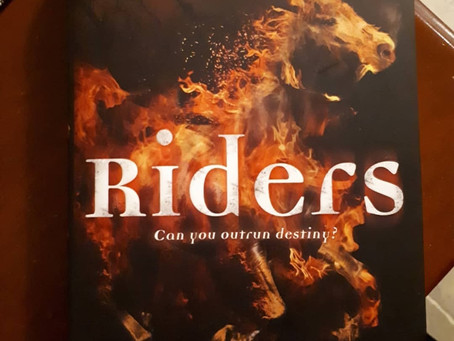 Book Review: Riders