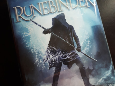 Runebinder Book Review