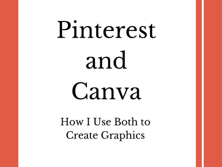 How I Use Pinterest and Canva