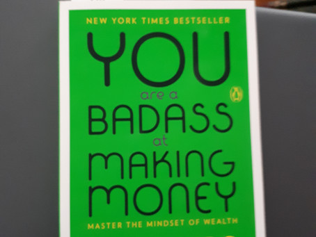 Book Review: You Are a Badass at Making Money
