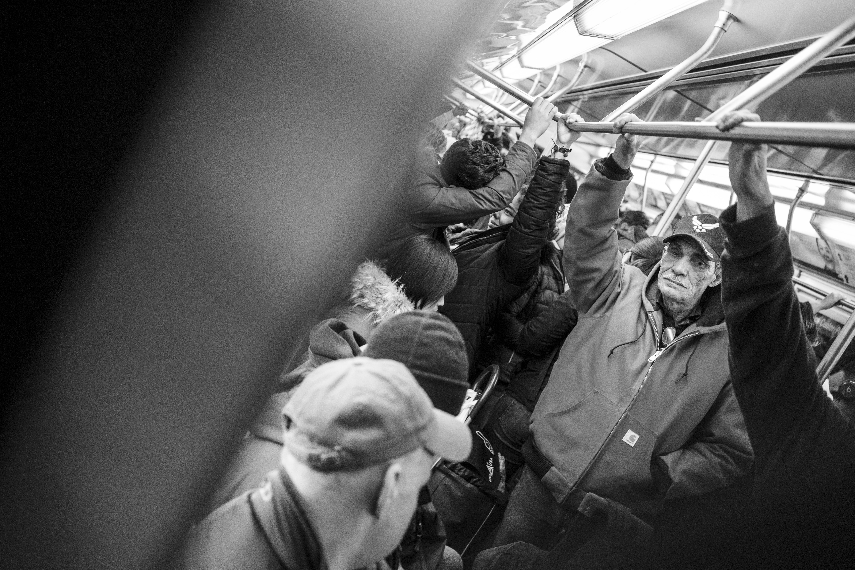 Metro, NY, 2016