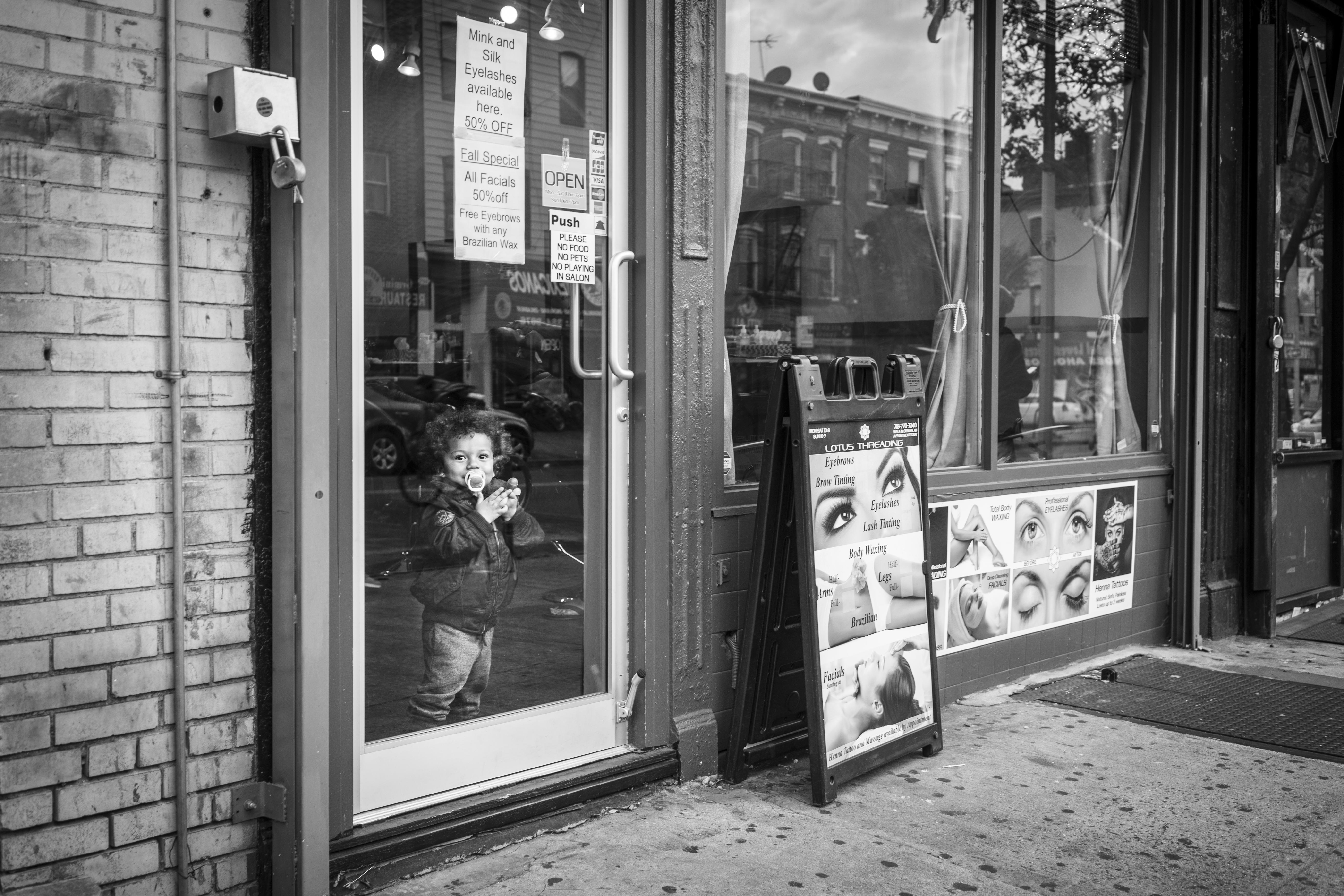 Bushwick, NY, 2016