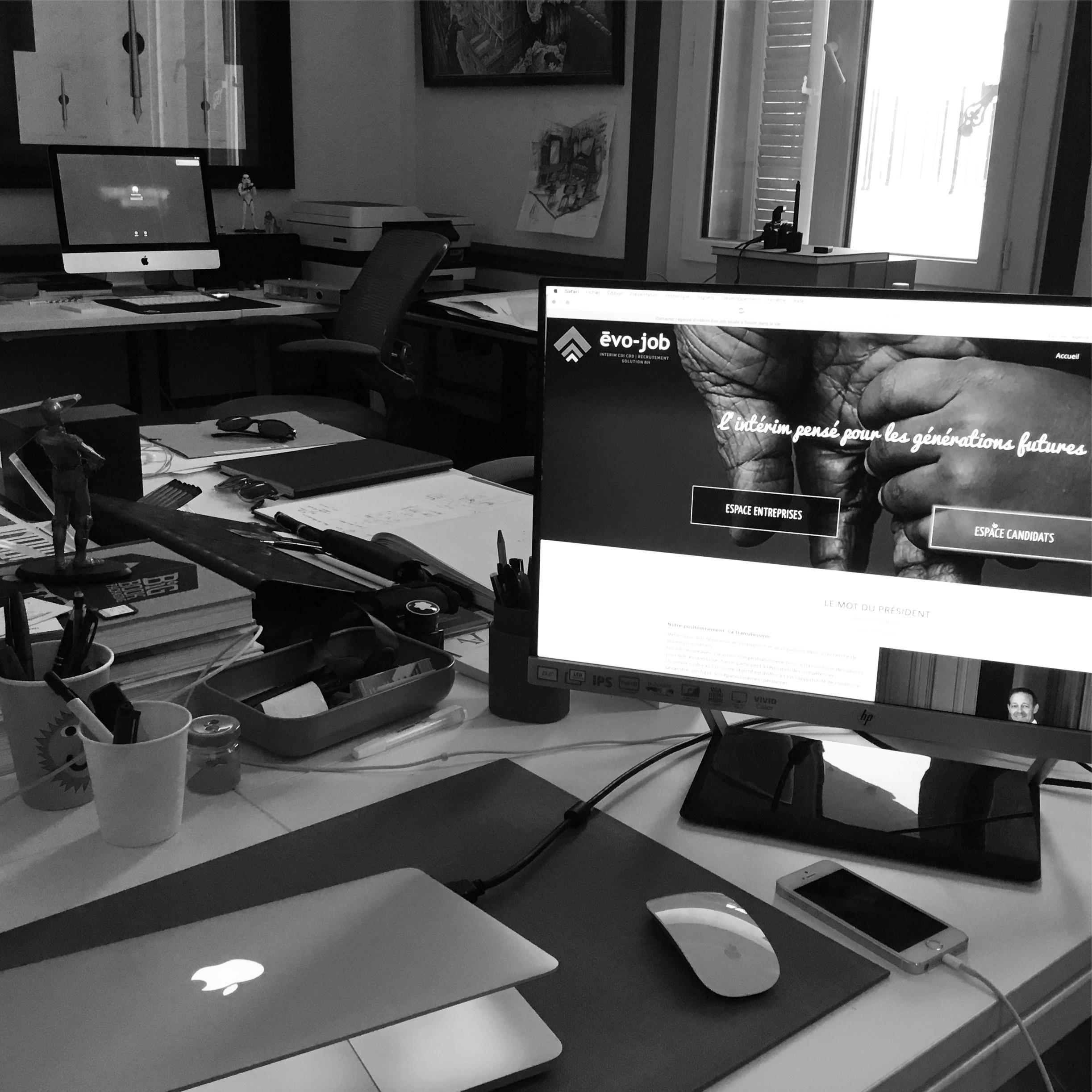 Stratégie & Design Web