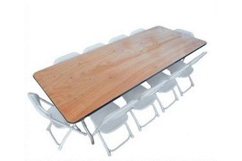 Long Children's Table