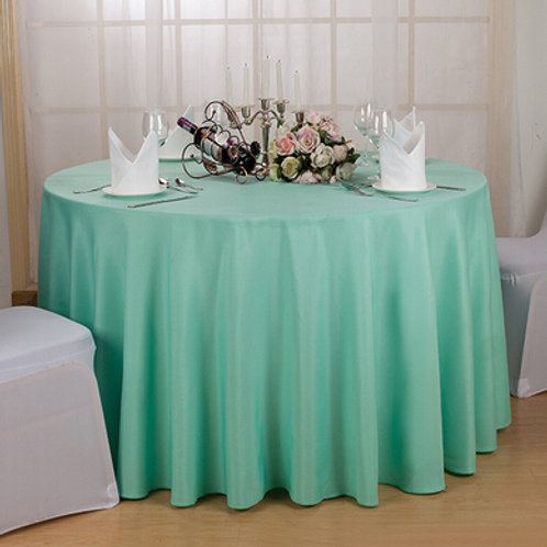 Round Tablecloth Polyester