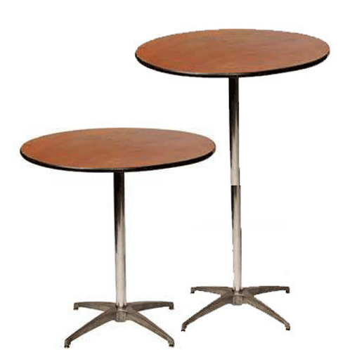 Cocktail Table Round