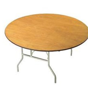 Round Table 72'
