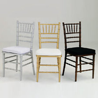 Chivari Chairs with Pad